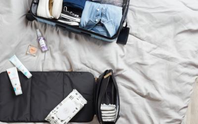 70 choses à ne pas oublier à la préparation de sa valise pour la maternité !