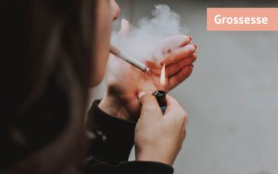 Je suis enceinte, j'arrête de fumer