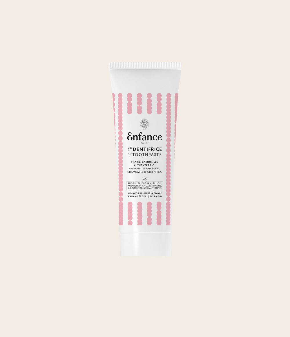 dentifrice enfant naturel