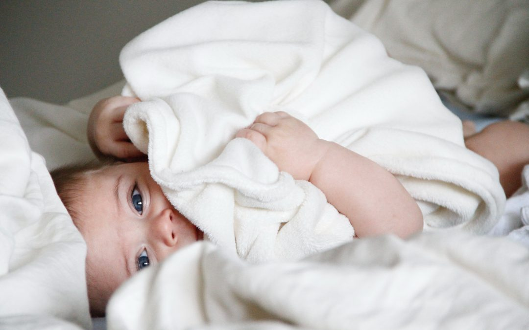 10 produits de toilette pour bébé au naturel 🌿